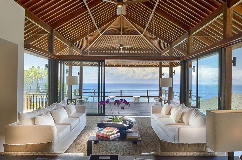 Sohamsa Ocean Estate Villa Soham Open Plan Living Room | Ungasan, Bali