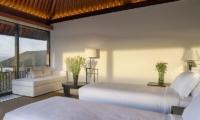 Sohamsa Ocean Estate Villa Soham Twin Bedroom | Ungasan, Bali