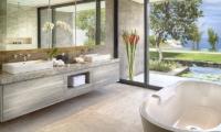 Sohamsa Ocean Estate Villa Soham En-suite Bathroom | Ungasan, Bali