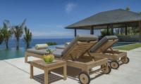 Sohamsa Ocean Estate Villa Soham Reclining Sun Loungers | Ungasan, Bali