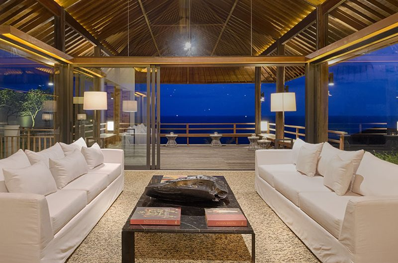 Sohamsa Ocean Estate Villa Soham Open Plan Lounge Area | Ungasan, Bali