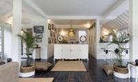 Villa Abida Open Plan Living Area | Seminyak, Bali