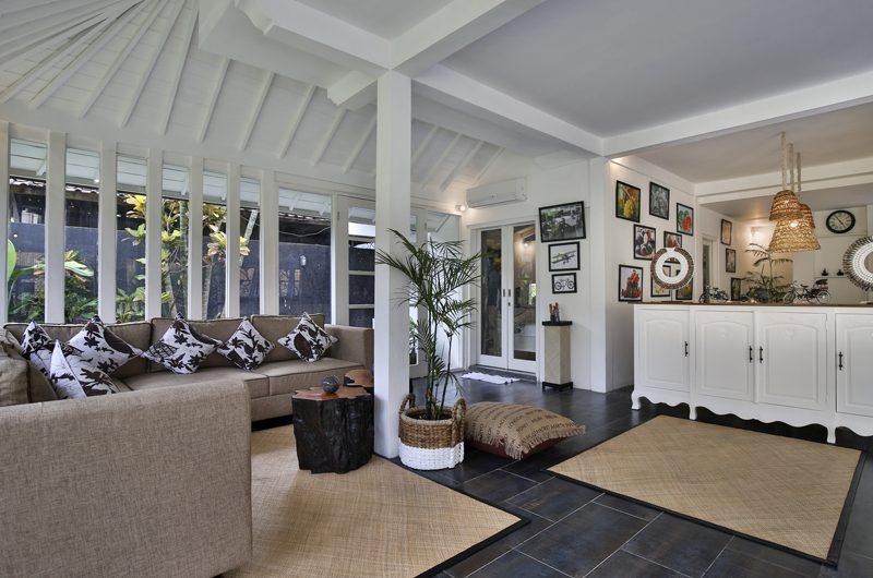 Villa Abida Lounge Area | Seminyak, Bali