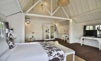 Villa Abida Master Bedroom with TV | Seminyak, Bali