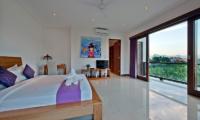 Villa Merayu Bedroom with Views | Canggu, Bali