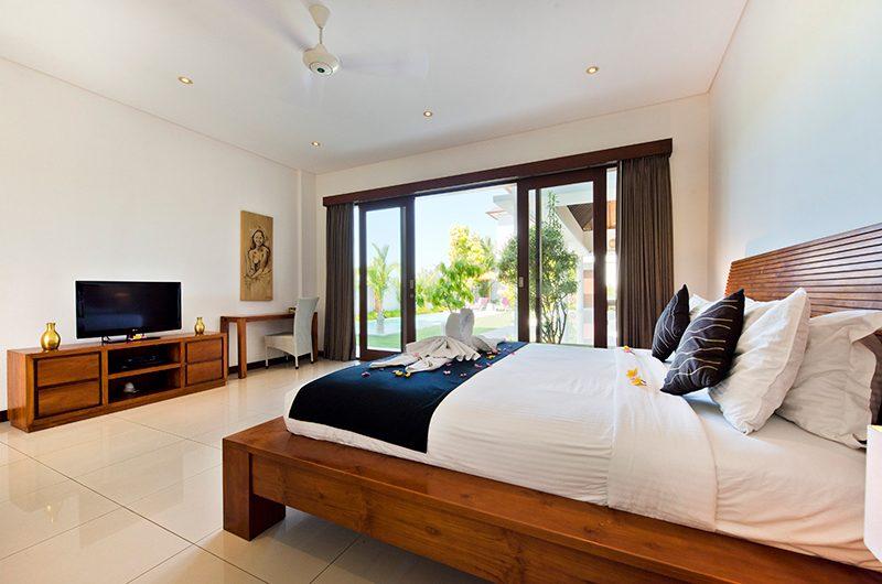 Villa Merayu Bedroom with Garden View | Canggu, Bali