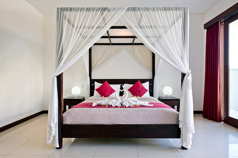 Villa Merayu Bedroom Area | Canggu, Bali