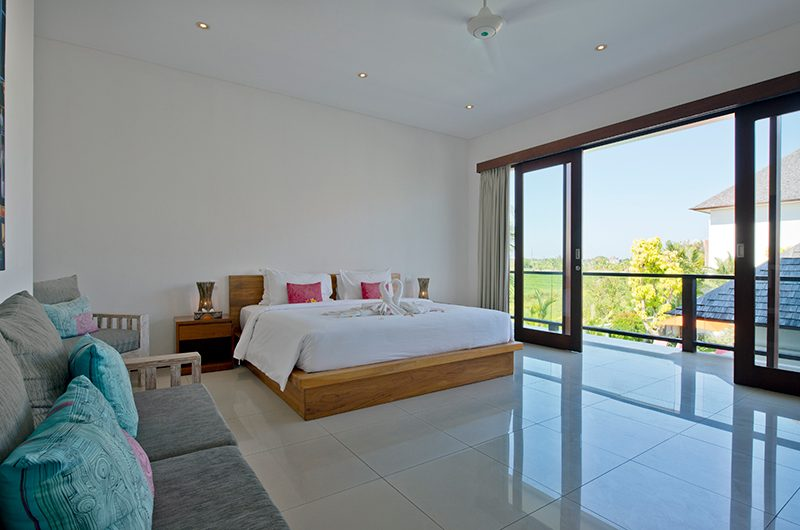 Villa Merayu Bedroom with Balcony | Canggu, Bali