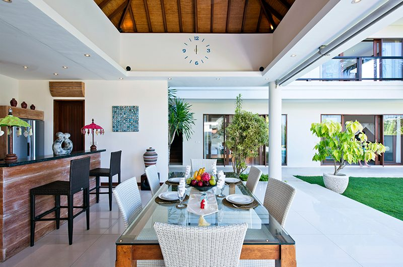 Villa Merayu Dining Table | Canggu, Bali