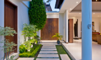 Villa Merayu Entrance | Canggu, Bali