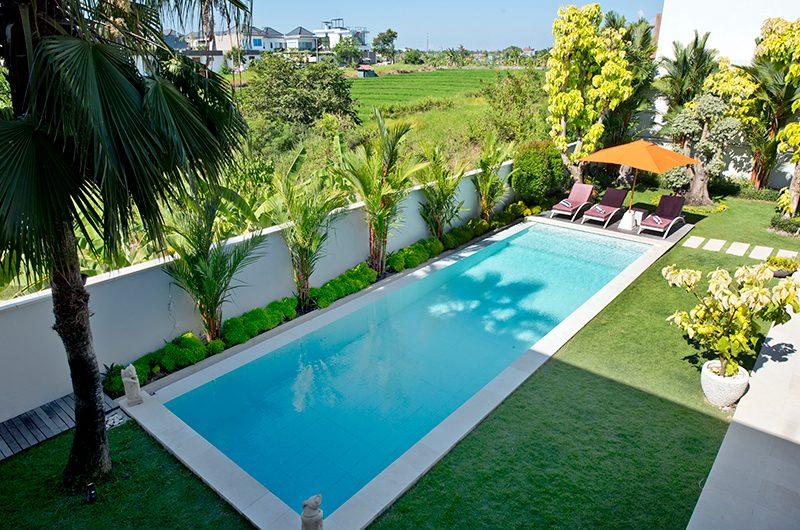 Villa Merayu Pool and Garden Area | Canggu, Bali