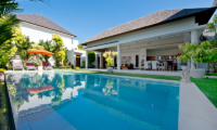 Villa Merayu Pool Side Area | Canggu, Bali