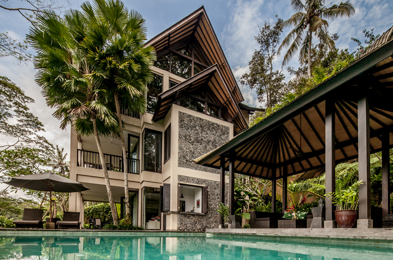 Villa Naga Putih Swimming Pool | Ubud, Bali