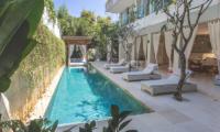 Villa Savasana Pool Area | Canggu, Bali