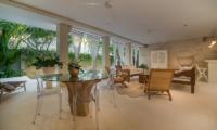 Villa Savasana Open Plan Living Room | Canggu, Bali