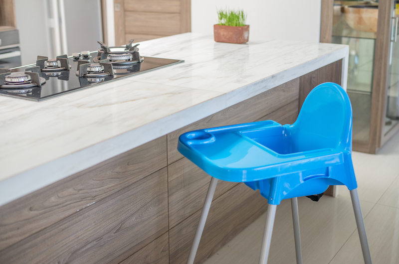 Family Travel High Chair