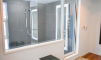 Altitude Hakuba Bathroom with Shower | Hakuba, Nagano