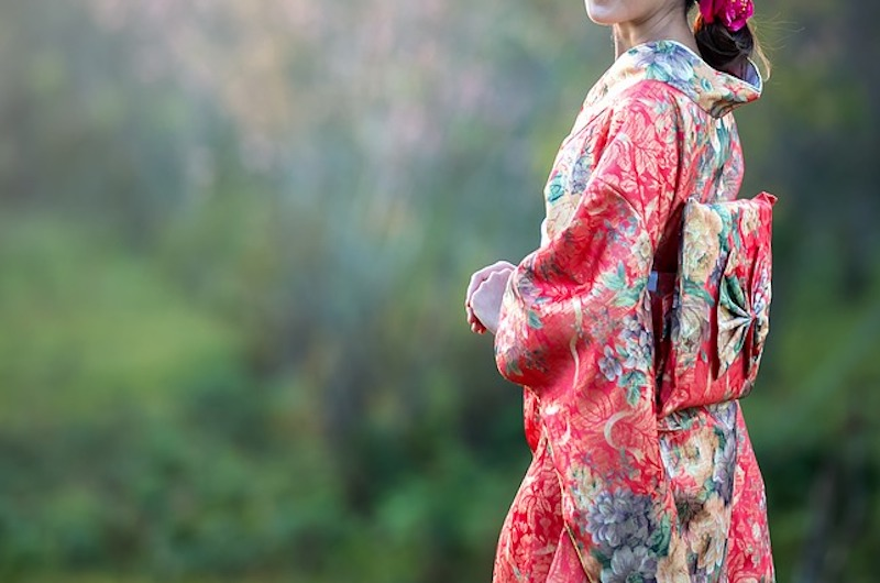 Japan Kimono | Things to do in Niseko, Japan
