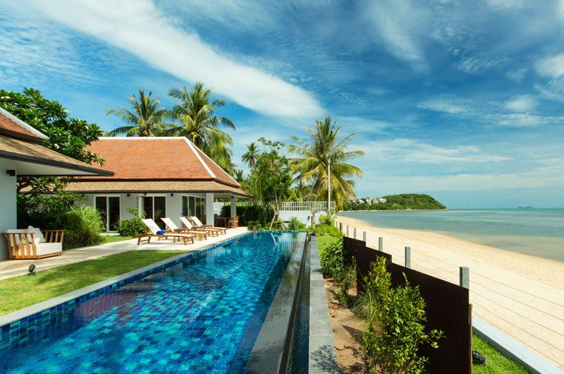 Baan Dalah Swimming Pool | Bang Rak, Koh Samui