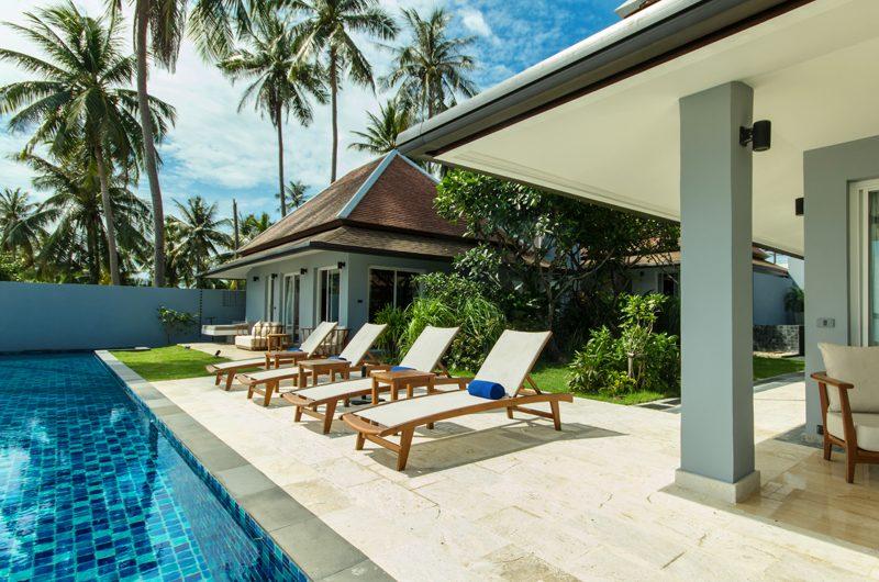 Baan Dalah Reclining Sun Loungers | Bang Rak, Koh Samui