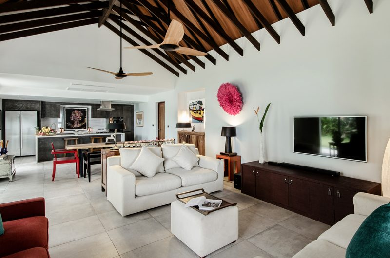 Baan Dalah Living Area | Bang Rak, Koh Samui