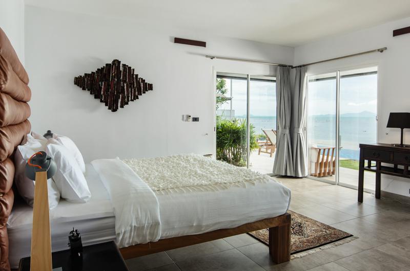 Baan Dalah Bedroom with Pool View | Bang Rak, Koh Samui