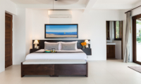 Secret Beach Villa Bedroom Three with Ensuite Bathroom | Koh Pha Ngan, Koh Samui