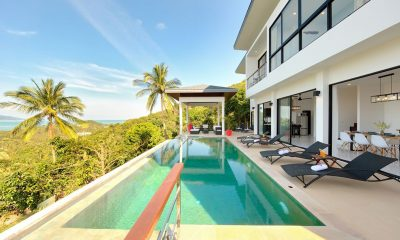 Villa Kamelia Swimming Pool | Bophut, Koh Samui