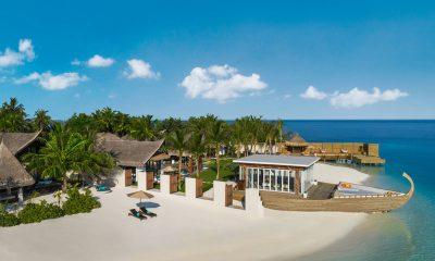 Jumeirah Vittaveli Royal Residence Beach View | Bolifushi Island, Maldives