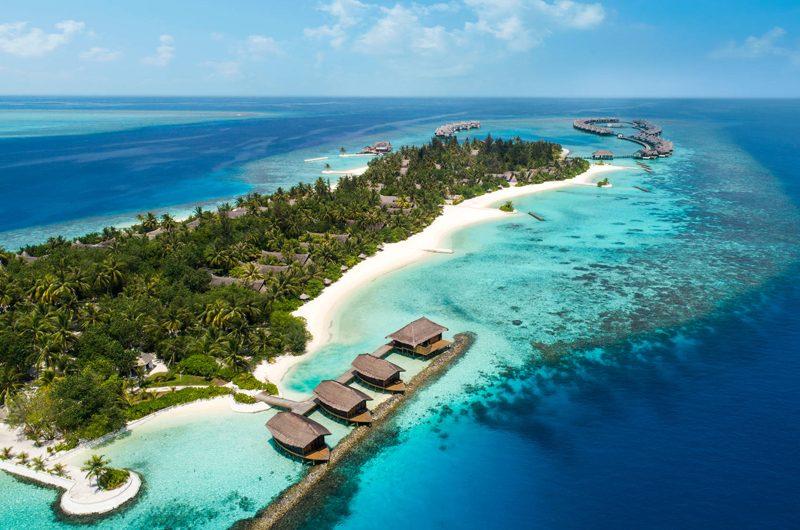 Jumeirah Vittaveli Royal Residence Exterior | Bolifushi Island, Maldives