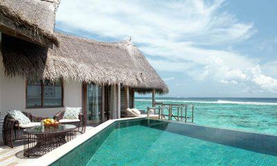 Jumeirah Vittaveli Royal Residence Swimming Pool | Bolifushi Island, Maldives