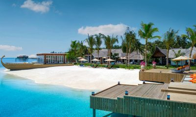 Jumeirah Vittaveli Royal Residence Beachfront | Bolifushi Island, Maldives
