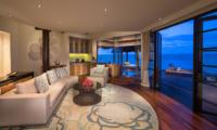 Jumeirah Vittaveli Royal Residence Living Area | Bolifushi Island, Maldives