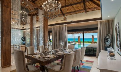 Jumeirah Vittaveli Royal Residence Dining Area | Bolifushi Island, Maldives