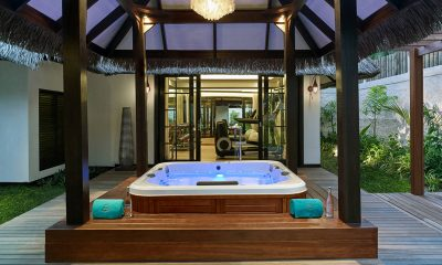 Jumeirah Vittaveli Royal Residence Jacuzzi | Bolifushi Island, Maldives
