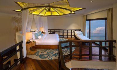 Jumeirah Vittaveli Royal Residence Master Bathroom | Bolifushi Island, Maldives