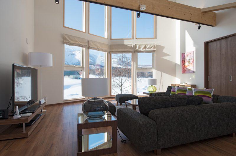 The Orchards Niseko Kuromatsu Living Area | St Moritz, Niseko