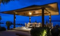 Oasis Spring Pool Side Dining | Kamala, Phuket