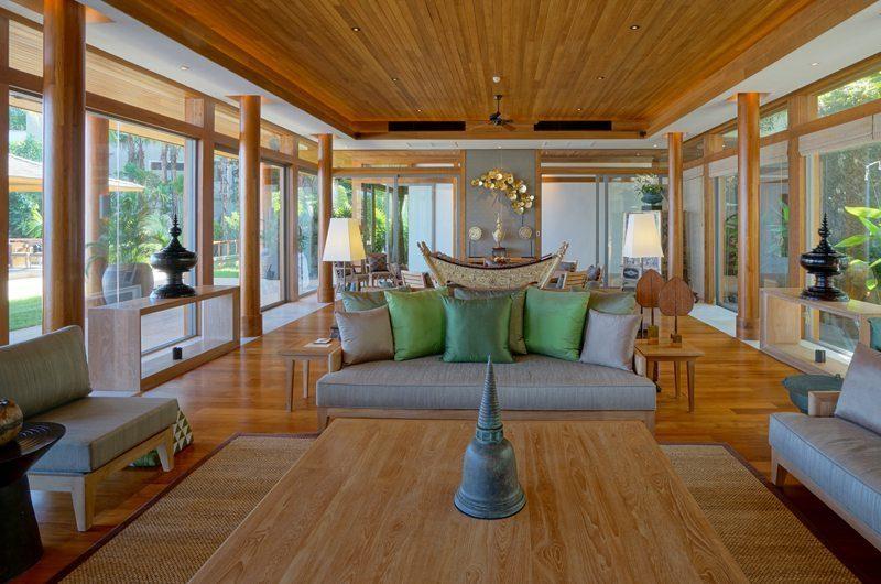 Oasis Spring Indoor Living Area | Kamala, Phuket