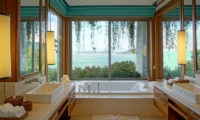 Oasis Spring En-suite Bathroom with Sea View | Kamala, Phuket