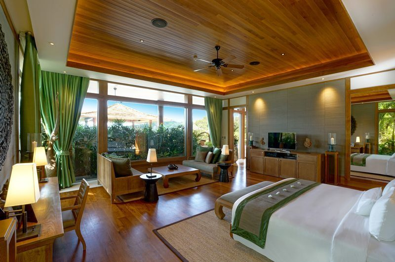 Oasis Spring King Size Bed with View | Kamala, Phuket