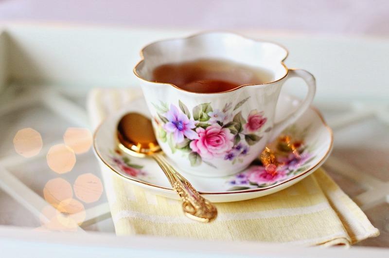 Sri Lanka Afternoon Tea