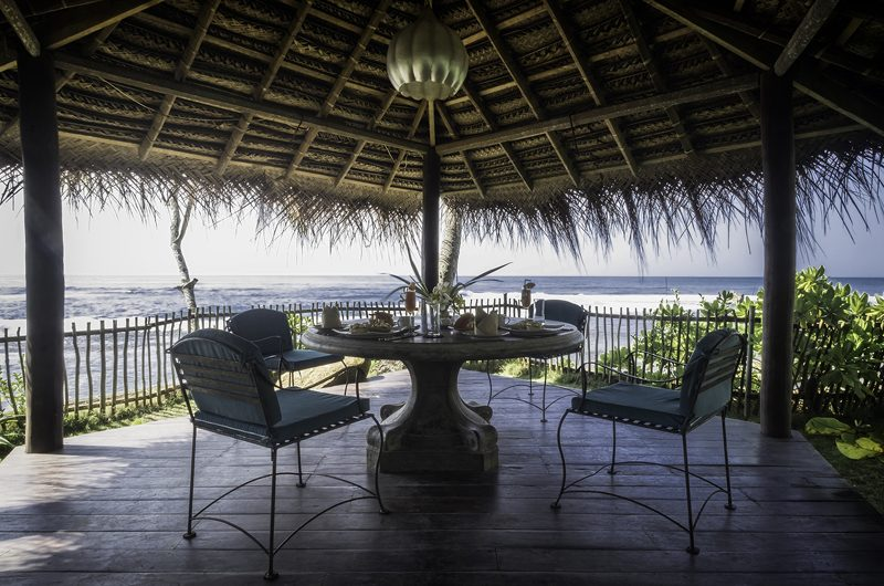 Satin Doll Outdoor Dining with Sea View | Galle, Sri Lanka