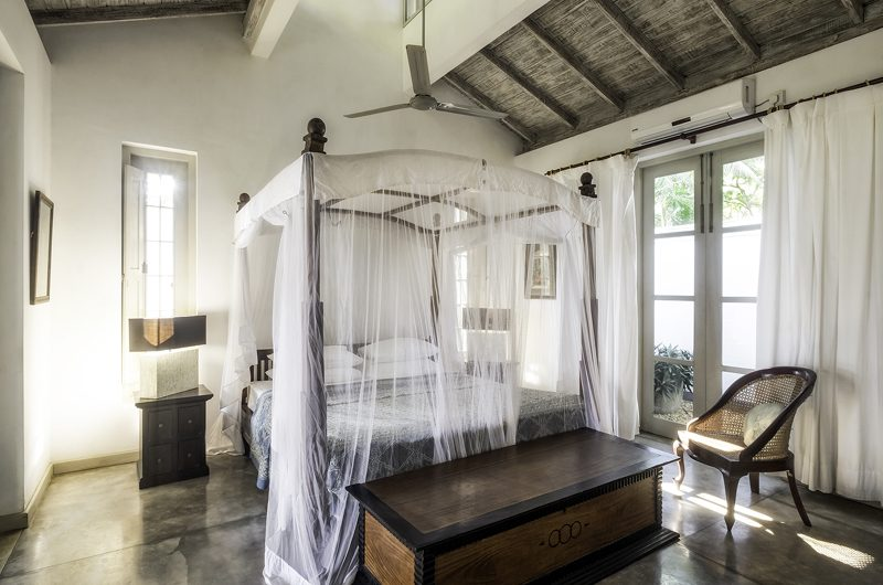 Satin Doll Bedroom with Garden View | Galle, Sri Lanka