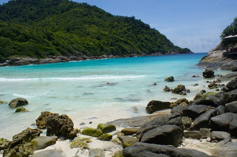 Racha islands | Island hopping in Phuket, Thailand