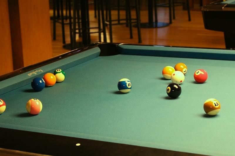 Bali Billiard Table Sports Bar