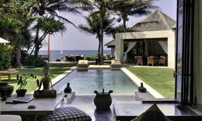 Majapahit Villa Maya Outdoor Seating Area | Sanur, Bali