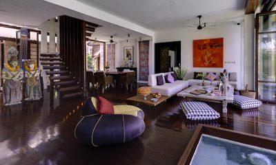 Majapahit Villa Maya Indoor Living Area | Sanur, Bali