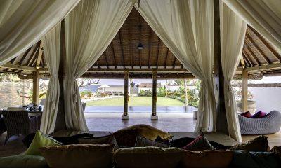 Majapahit Villa Maya Living Area | Sanur, Bali