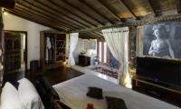Majapahit Villa Maya Bedroom View | Sanur, Bali